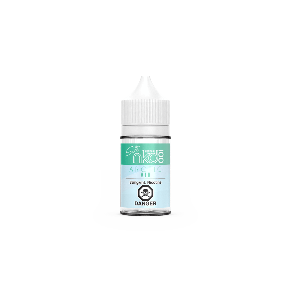 Naked100 - Mint Salt Nic