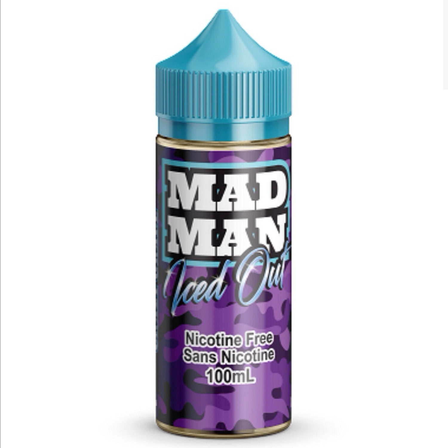 Mad Man Crazy Grape Iced Out