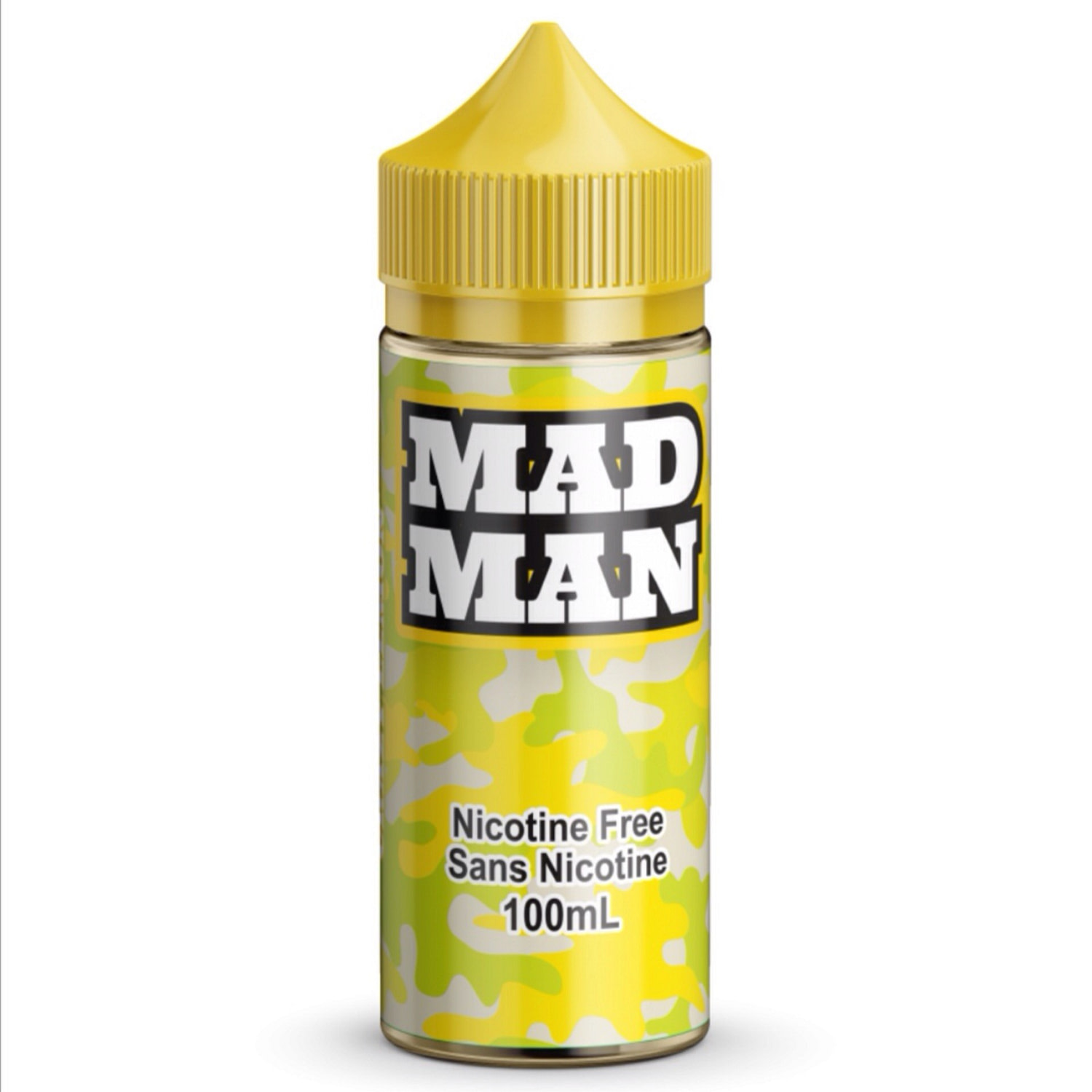 Mad Man Crazy Lemon
