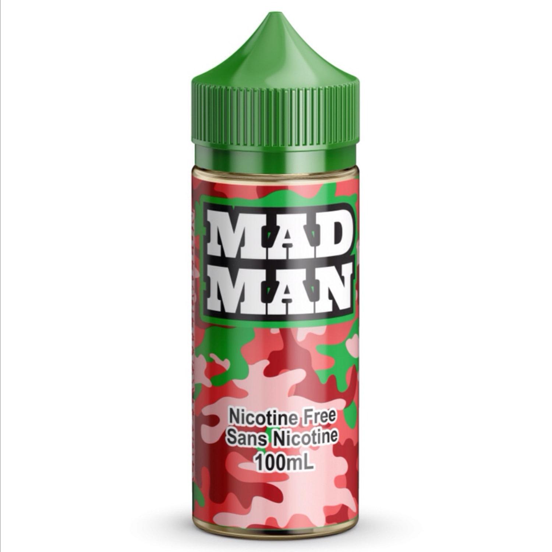 Mad Man Crazy Watermelon