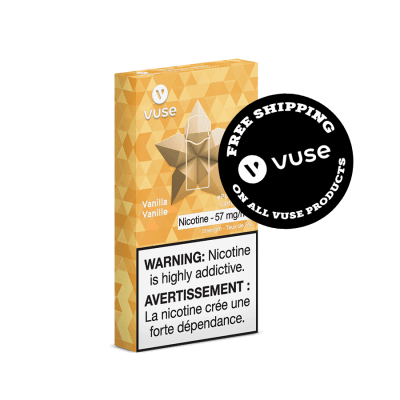 Vanilla Vype (Vuse) Cartridges