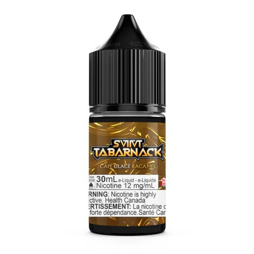 Svint Tabarnak Caramel Ice Coffee Salt Nic