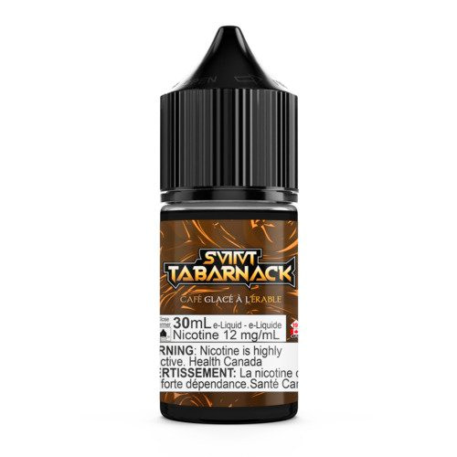 Svint Tabarnak Maple Ice Coffee Salt Nic