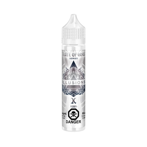 Taste of Gods X E-Liquid 60ML