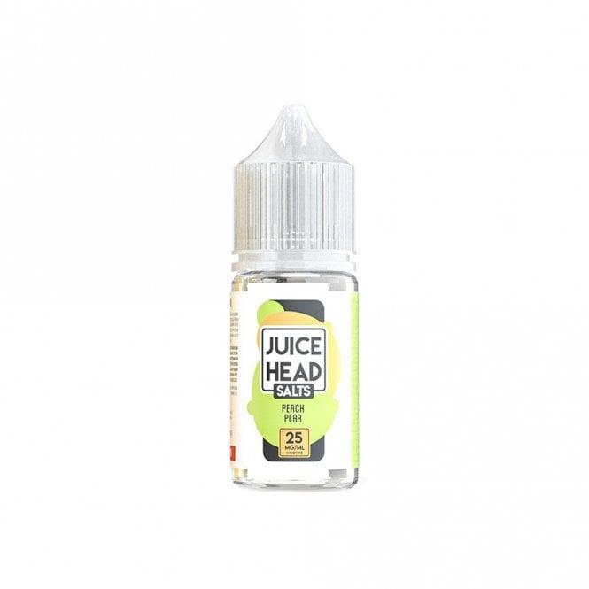 Juice Head Peach Pear Salt Nic
