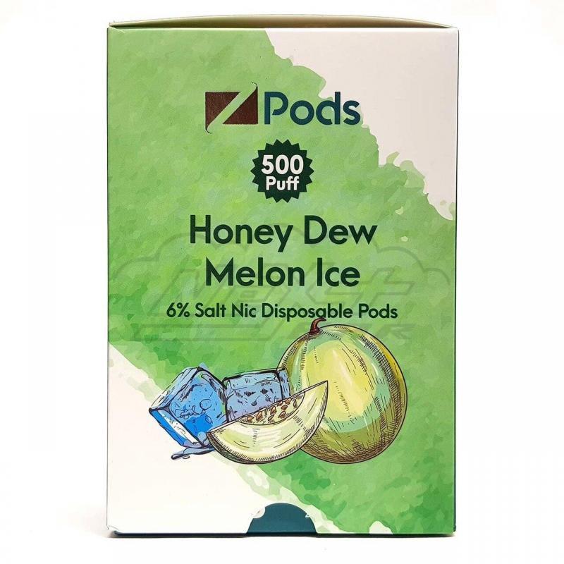 Honeydew Melon Ice Z Pod